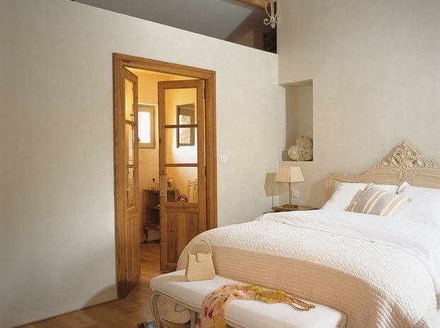Фотография: Спальня в стиле Классический, Современный, Декор интерьера, Дом, Франция, Дома и квартиры, Прованс – фото на InMyRoom.ru