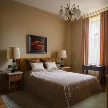 Фотография: Спальня в стиле Современный, Квартира, Проект недели, Подмосковье, Более 90 метров, Елена Корнилова – фото на InMyRoom.ru