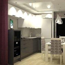 Фото из портфолио дизайн проект кухни – фотографии дизайна интерьеров на INMYROOM