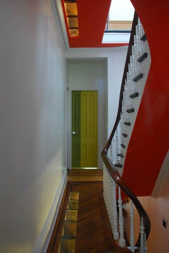 Фотография: Прихожая в стиле Современный, Декор интерьера, Дизайн интерьера, Цвет в интерьере – фото на InMyRoom.ru