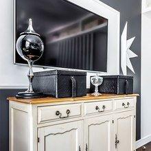 Фотография: Мебель и свет в стиле Эклектика, Спальня, Декор интерьера, Интерьер комнат, Ар-деко – фото на InMyRoom.ru