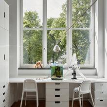 Фото из портфолио Великолепные 98 квадратов в Швейцарии – фотографии дизайна интерьеров на InMyRoom.ru
