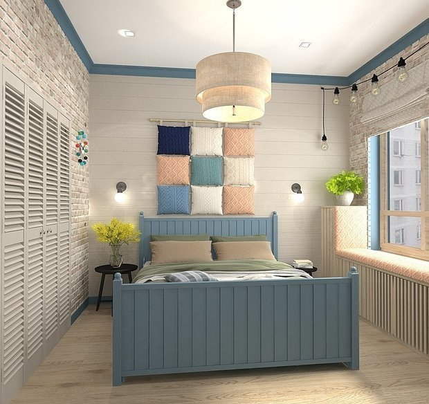 Дизайн: Виктория Золина, Zi-Design Interiors