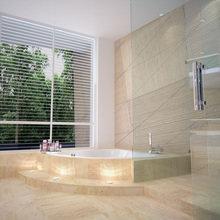 Фотография: Ванная в стиле Современный, Эклектика, Дом, Дома и квартиры – фото на InMyRoom.ru
