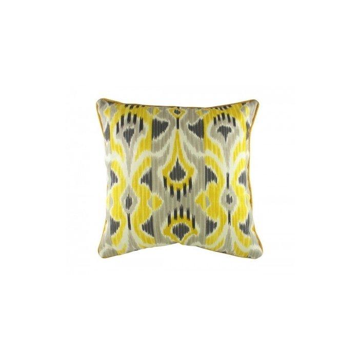 Подушка с орнаментом  Lombok Sundance