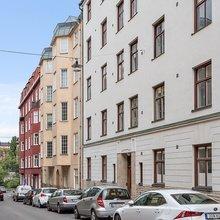 Фото из портфолио Kronobergsgatan 26 – фотографии дизайна интерьеров на InMyRoom.ru