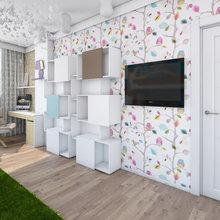 Фото из портфолио Двухкомнатная квартира на Новороссийской – фотографии дизайна интерьеров на INMYROOM