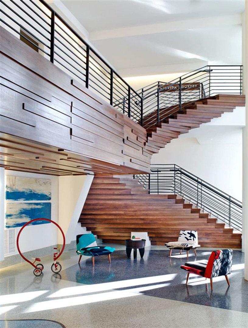 Фотография:  в стиле Современный, Дома и квартиры, Городские места, Бразилия – фото на InMyRoom.ru