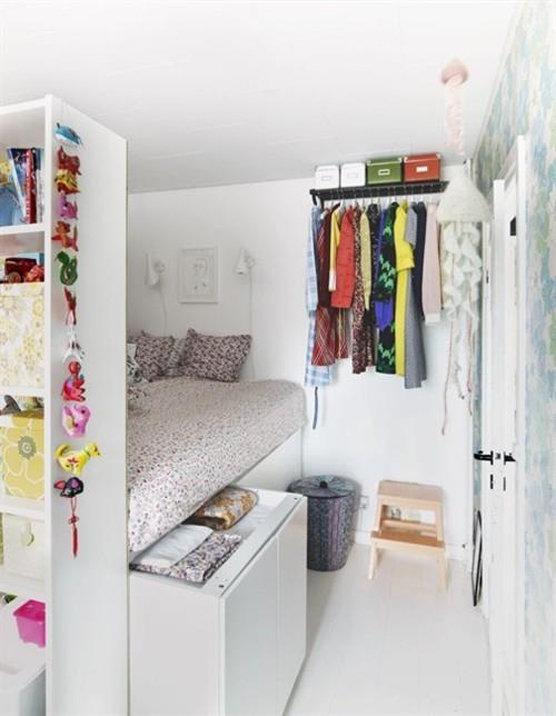 Фотография: Детская в стиле Скандинавский, Современный, Интерьер комнат, Системы хранения – фото на InMyRoom.ru