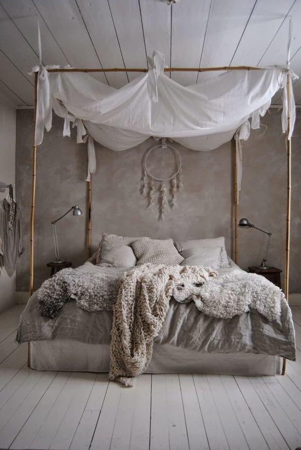 Фотография: Спальня в стиле Прованс и Кантри, Декор интерьера, Советы, Ирина Симакова, фэншуй, как обустроить спальню по фэншуй, интерьер спальни, идеи для спальни, кровать в спальне, фэншуй спальни – фото на InMyRoom.ru