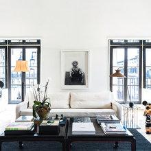 """Фото из портфолио Квартира в Париже для """"королевской семьи"""" – фотографии дизайна интерьеров на INMYROOM"""