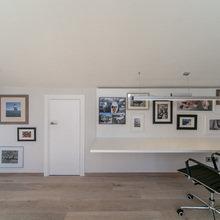 Фотография: Офис в стиле Лофт, Скандинавский, Современный, Гостиная, Интерьер комнат, Дачный ответ – фото на InMyRoom.ru