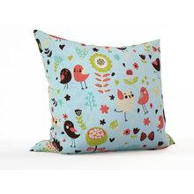 Декоративная подушка: Сказочные птички