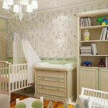 Фотография: Спальня в стиле Кантри, Квартира, Дома и квартиры, Проект недели – фото на InMyRoom.ru