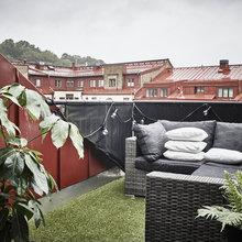 Фото из портфолио Нестареющая классика — сочетание черного и белого – фотографии дизайна интерьеров на InMyRoom.ru