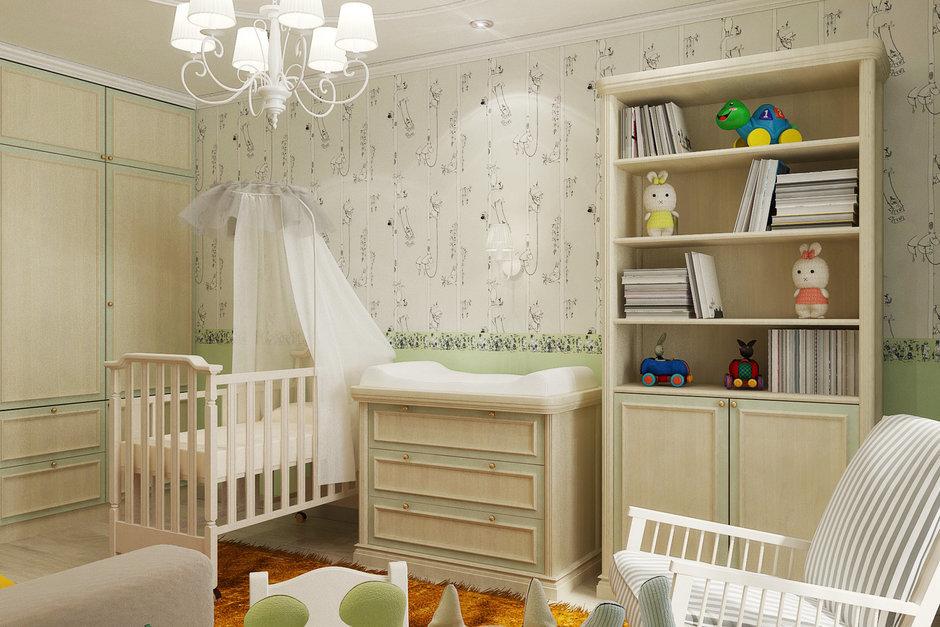 Фотография: Спальня в стиле Прованс и Кантри, Квартира, Дома и квартиры, Проект недели – фото на InMyRoom.ru