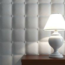 Фото из портфолио Гипсовые 3D панели в интерьере – фотографии дизайна интерьеров на InMyRoom.ru