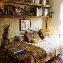 Фото из портфолио Эпатажный и необычный дом в Бруклине – фотографии дизайна интерьеров на InMyRoom.ru