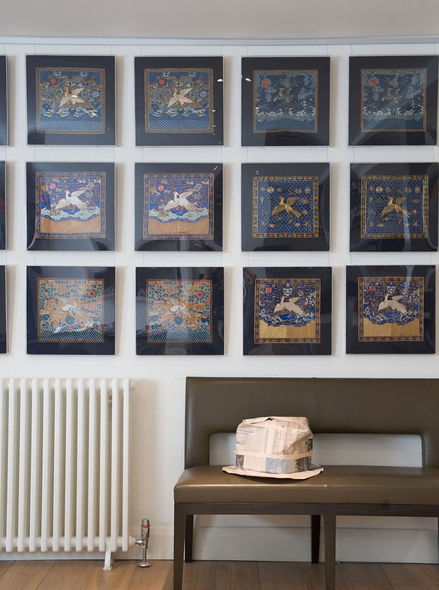 Фото из портфолио Китайская культура или дом в Лондоне – фотографии дизайна интерьеров на INMYROOM