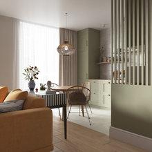 """Фото из портфолио Дизайн-проект """"Sunrise"""" – фотографии дизайна интерьеров на INMYROOM"""