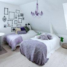 Фотография: Спальня в стиле Кантри, Дом, Bloomingville, Дома и квартиры – фото на InMyRoom.ru