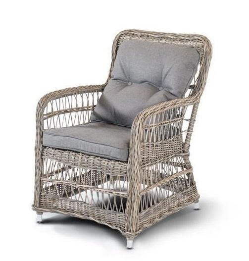 Плетеный стул Цесена