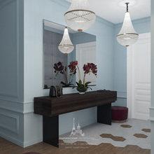 """Фото из портфолио Дизайн квартиры в парижском стиле в ЖК """"Донской Олимп"""" – фотографии дизайна интерьеров на INMYROOM"""
