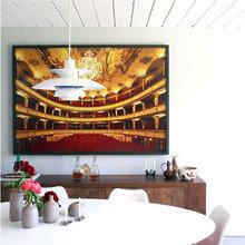 Фотография: Кухня и столовая в стиле Эклектика, Декор интерьера, DIY, Цвет в интерьере – фото на InMyRoom.ru