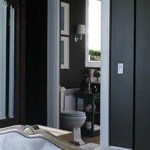 Фотография: Спальня в стиле Кантри, Дом, Дома и квартиры, Перепланировка, Переделка – фото на InMyRoom.ru