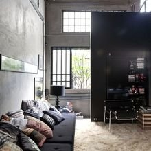 Фотография: Гостиная в стиле Лофт, Стиль жизни, Советы – фото на InMyRoom.ru
