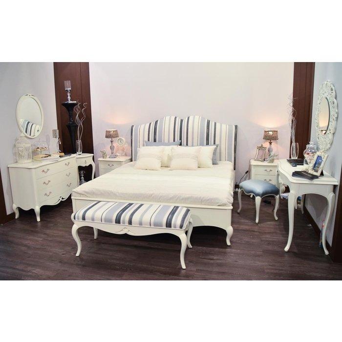 Кровать с решеткой PAOLA