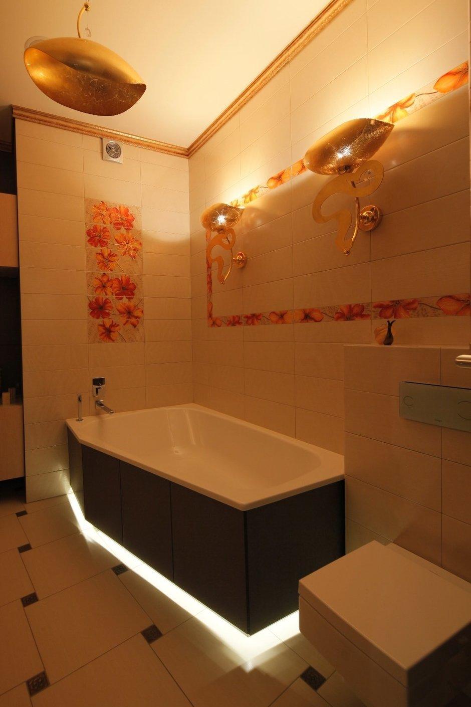 Фотография: Ванная в стиле Современный, Квартира, Дома и квартиры, Москва, Фьюжн – фото на InMyRoom.ru