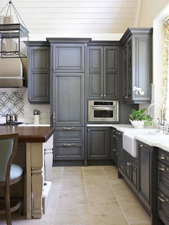 Фотография: Кухня и столовая в стиле Классический, Современный, Советы, Ремонт на практике – фото на InMyRoom.ru