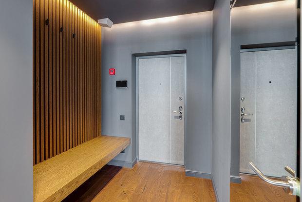 Фото из портфолио ЖК СкайФорт – фотографии дизайна интерьеров на INMYROOM