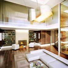 Фото из портфолио Концепт холла в современном доме. – фотографии дизайна интерьеров на INMYROOM