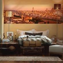Фотография: Спальня в стиле Эклектика, Декор интерьера, Декор дома, Обои – фото на InMyRoom.ru