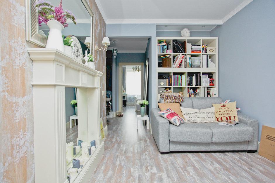 Фотография: Гостиная в стиле Прованс и Кантри, Квартира, Дома и квартиры, IKEA – фото на InMyRoom.ru