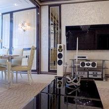 Фотография: Гостиная в стиле Классический, Квартира, Дома и квартиры, Ар-деко, Неоклассика – фото на InMyRoom.ru