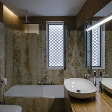 Фото из портфолио Интерьер квартиры в Риме – фотографии дизайна интерьеров на InMyRoom.ru