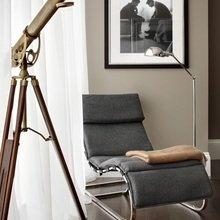 Фотография:  в стиле Современный, Квартира, Текстиль, Дома и квартиры – фото на InMyRoom.ru