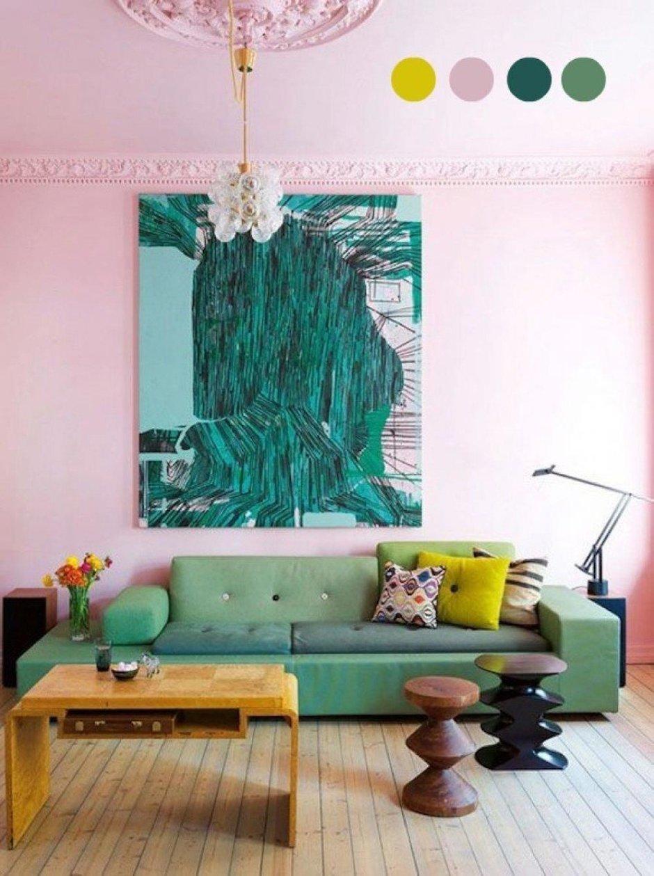 Фотография: Гостиная в стиле , Декор интерьера, Дизайн интерьера, Цвет в интерьере, Dulux, Akzonobel – фото на InMyRoom.ru