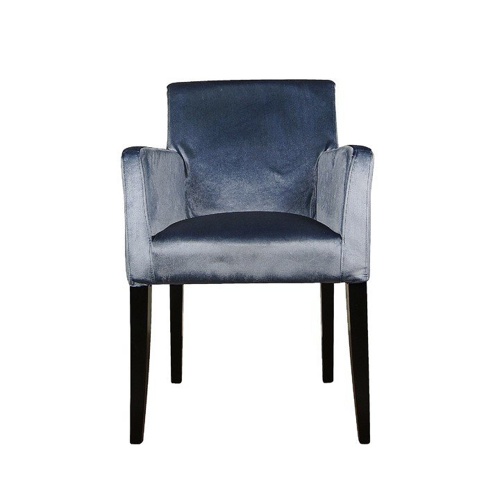 Синий стул для гостиной (Авангард)
