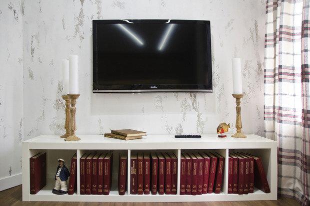 Фото из портфолио Спальня Лаврухина – фотографии дизайна интерьеров на INMYROOM