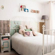 Фотография: Спальня в стиле Кантри, Декор интерьера, DIY, Обои – фото на InMyRoom.ru