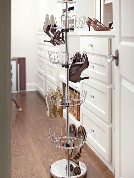 Фотография: Ванная в стиле Скандинавский, Прихожая, Советы, хранение обуви, идеи хранения обуви – фото на InMyRoom.ru