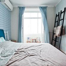 Фотография: Спальня в стиле Лофт, Скандинавский, Современный, Квартира, Проект недели – фото на InMyRoom.ru