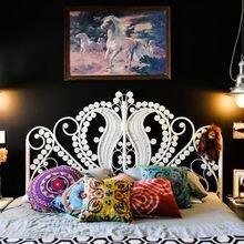 Фотография: Спальня в стиле Восточный, Декор интерьера, Квартира, Дом – фото на InMyRoom.ru
