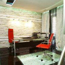Фото из портфолио Квартира в стиле хайтек – фотографии дизайна интерьеров на INMYROOM