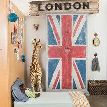 Фото из портфолио Oklahoma City Studio Apartment Tour – фотографии дизайна интерьеров на InMyRoom.ru
