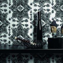 Фото из портфолио Текстильные настенные покрытия Giardini в A-partment – фотографии дизайна интерьеров на INMYROOM